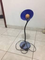 Venda: Luminária (usada) R$ 30,00