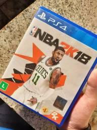Troco NBA PS4