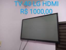 Título do anúncio: TV  LG 40 HDMI