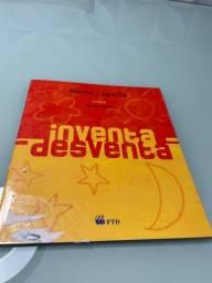 Livro Inventa e Desventa-R$ 20