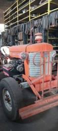Título do anúncio: Trator Massey Ferguson 50x