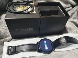 Relógio Smartwatch Zeblaze Thor 4 Câmera Wifi 4g Gps- Brasil