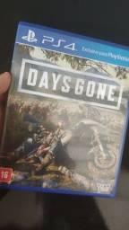 Título do anúncio: Jogo de PS4 bem conservado!!