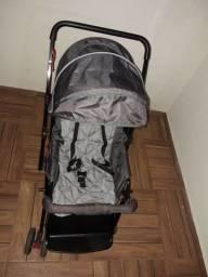 Vendo Carrinho de Passeio e Bebê Conforto
