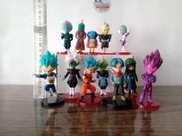 Miniaturas Dragon Ball *Valor da unidade
