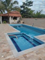Título do anúncio: aluga casa temporada - praia Itanháem Gaivota - com piscina