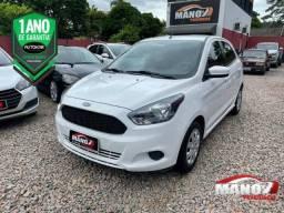 Título do anúncio: Ford KA 1.0 SE/SE Plus TiVCT Flex 5p