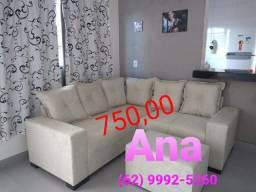 Título do anúncio: Promoção de sofá