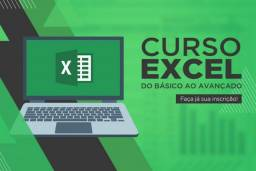 Excel - Cursos completos e preparação para o mercado