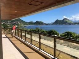 Título do anúncio: Apartamento para Venda em Niterói, Charitas, 4 dormitórios, 4 suítes, 1 banheiro, 3 vagas