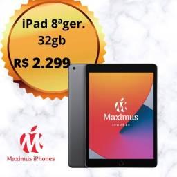 iPad 8ªGer. 32gb WiFi - Novo Lacrado