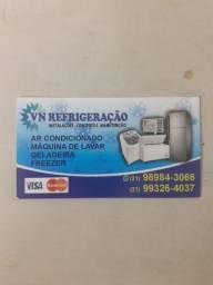 Técnico de refrigeração e máquinas de lavar !!