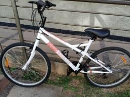 Título do anúncio: Bicicleta caloi ventura adulto aro26 21marchas NF acessorios garantia