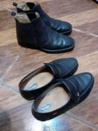 Título do anúncio: 2 calçados masculinos num 41
