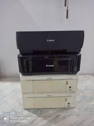 impressoras canon , epson