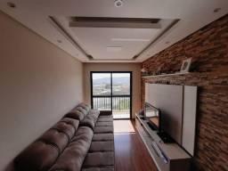 Apartamento à venda com 2 dormitórios em Jardim belval, Barueri cod:AP0037_SUIT