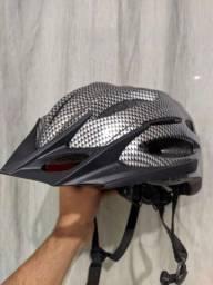 Título do anúncio: Capacete de Bike - G usado