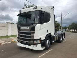 Scania R450 6x2