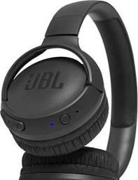 Fone de Ouvido sem fio preto da marca JBL - Eusébio