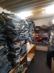 Título do anúncio: Brechó lote de roupas