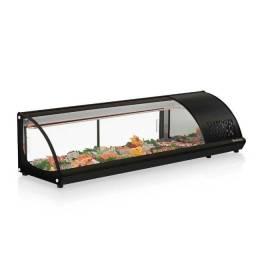 * Ricardo Vitrine Sushi 1,60mt