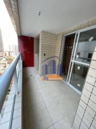 Apartamento no litoral com 2 dormitórios à venda, 66 m² por R$ 290.000 - Aviação - Praia G