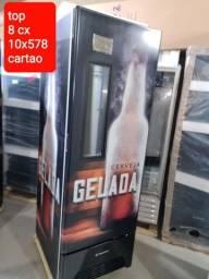Título do anúncio: Cervejeira top de linha lançamento metalfrio 10x sem juros cartão