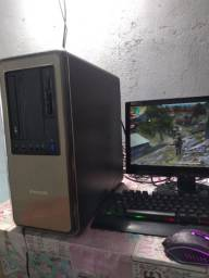 PC Game Top i3 4* Geração + 8 GB + placa de vídeo