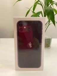Título do anúncio: iPhone 11 128gb - lacrado preto