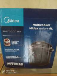 Panela de Pressão Elétrica Mukticooker Midea