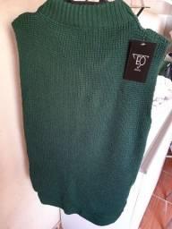Maxi colete trico