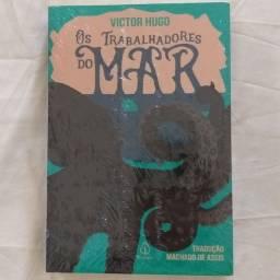 Livro Os trabalhadores do mar - Victor Hugo