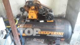 Título do anúncio: Compressor 15 pés 20litros Chiaperini