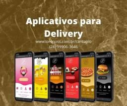 Aplicativo para Delivery cardápio interativo mais barato do Brasil