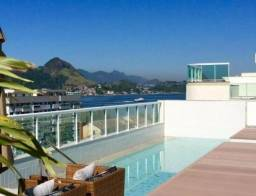 Título do anúncio: Apartamento com 4 dorms, Charitas, Niterói - R$ 1.08 mi, Cod: 642