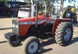 Título do anúncio: Trator Massey Ferguson 250 X 4x2 ano 99