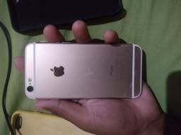 Vendo iPhone 6 apenas pra retirar as peças