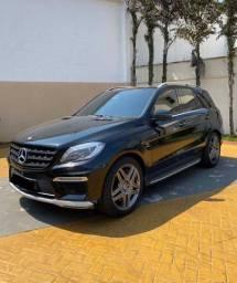 Título do anúncio: Mercedes ML 63 AMG 2014