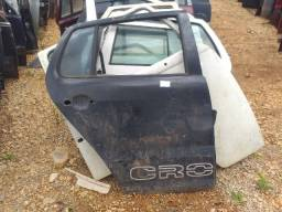 crossofox lado direito traseira