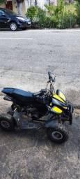 Título do anúncio: Mini Quadriciclo