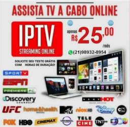 Título do anúncio: Lista ( I.P.T.V) promoçao