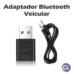 Título do anúncio: Bluetooth Veicular USB Adaptador para Som de Carro