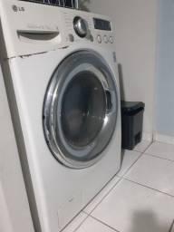Lava seca LG 12kg / 7kg perfeito funcionamento