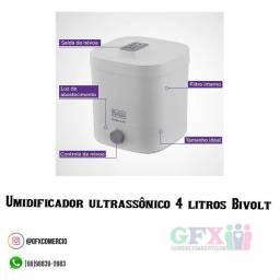 Umidificador ultrassônico - topzera