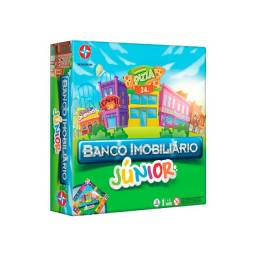 Banco Imobiliário Jr. - Brinquedo Estrela