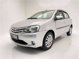 Título do anúncio: Toyota Etios 2015 1.5 xls 16v flex 4p manual