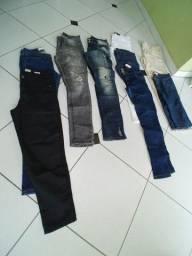 Título do anúncio: Kit Roupa. Jeans !!!!!