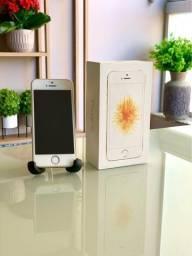 Título do anúncio: iPhone SE Apple 16 gb Gold