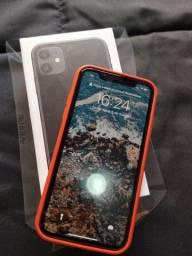 iPhone 11 Preto - 97% Saúde da bateria