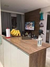 Excelente Apartamento Disponível para Locação no Condomínio Inspire Brisas em Barueri - Co